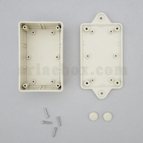نمای داخلی جعبه دیواری تجهیزات الکترونیکی ABM102-A1