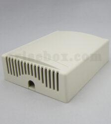 نمای سه بعدی جعبه دیواری شیاردار تجهیزات برق abm112-a1