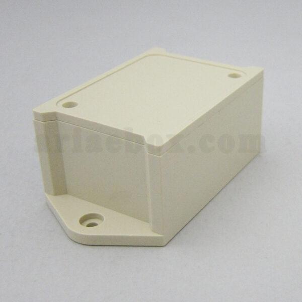نمای سه بعدی جعبه دیواری کوچک اتصالات برق ABM117-A1