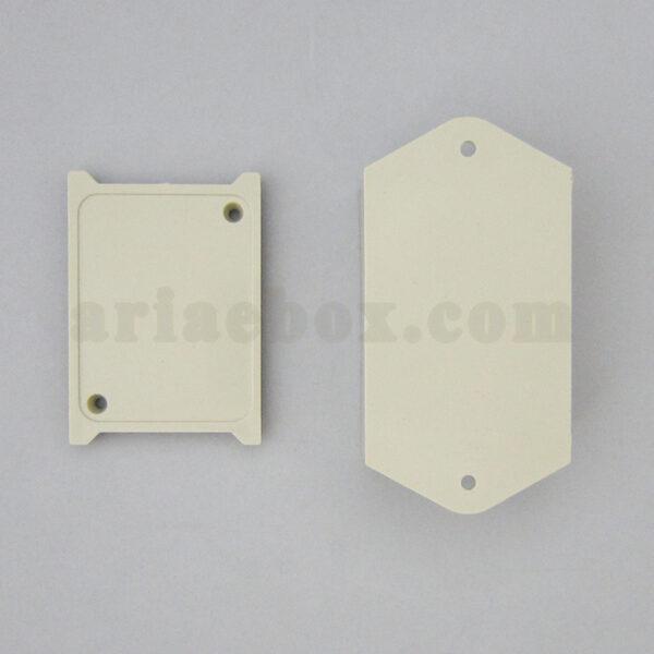 نمای بیرونی جعبه دیواری کوچک اتصالات برق ABM117-A1