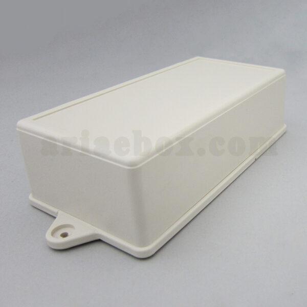 نمای سه بعدی جعبه دیواری منبع تغذیه الکترونیکی abm109-a1