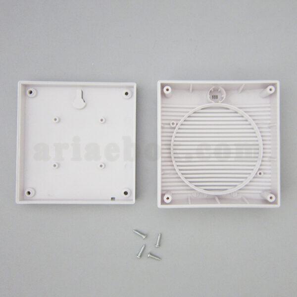 نمای داخلی جعبه دیواری مخابره صوت/اسپیکر ABM120-A1