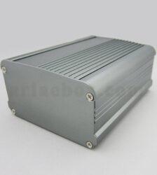 نمای سه بعدی جعبه آلومینیومی شاسی تقویت کننده ABL413-A1/L120