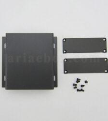 نمای باز جعبه آلومینیومی باتری الکترونیکی ABL420-A2M