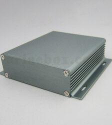 نمای سه بعدی جعبه دیواری آلومینیومی باتری الکترونیکی ABL420-A1M