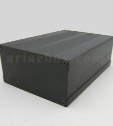 نمای سه بعدی جعبه آلومینیومی نصب PCB مدل ABL422-A2