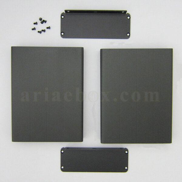 نمای پشت جعبه آلومینیومی کنترلر الکترونیکی ABL426-A2M