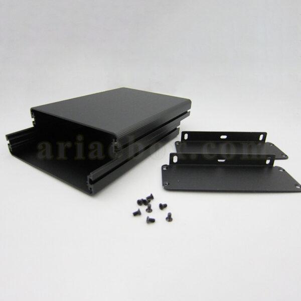نمای داخلی جعبه آلومینیومی کنترلر الکترونیکی ABL426-A2M