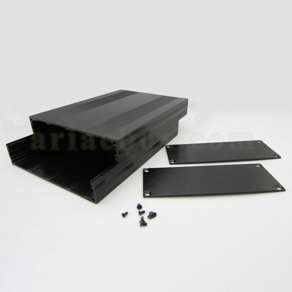 نمای داخلی جعبه اکسترود آلومینیومی برق ABL430-A2