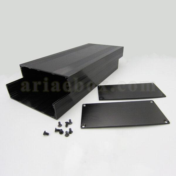 نمای داخلی جعبه پروفیل اکسترود آلومینیومی برق ABL433-A2
