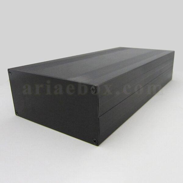 نمای سه بعدی جعبه پروفیل اکسترود آلومینیومی برق ABL433-A2