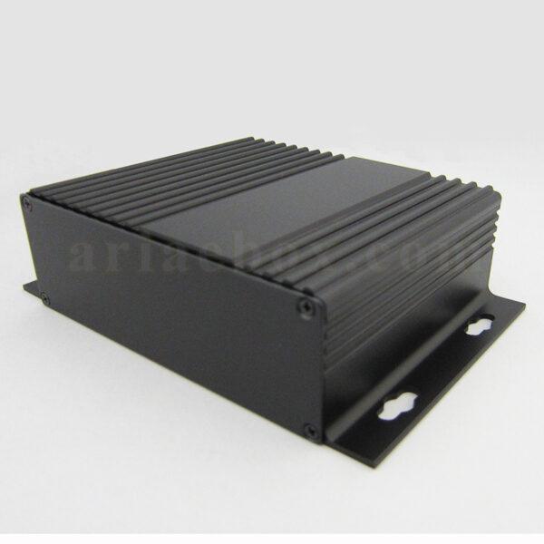 نمای سه بعدی جعبه آلومینیومی منبع تغذیه ABL434-A2M