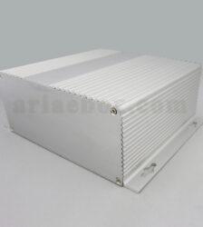 نمای سه بعدی جعبه آلومینیومی اتصالات ابزاردقیق ABL439-A1M/L155