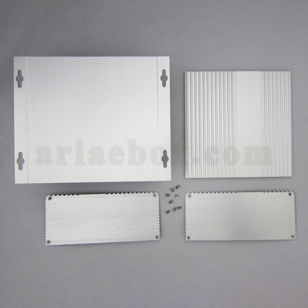 نمای بیرونی جعبه آلومینیومی کابل برق ABL436-A1M