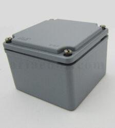 جعبه ضدآب فلزی آلومینیومی AW600-A1