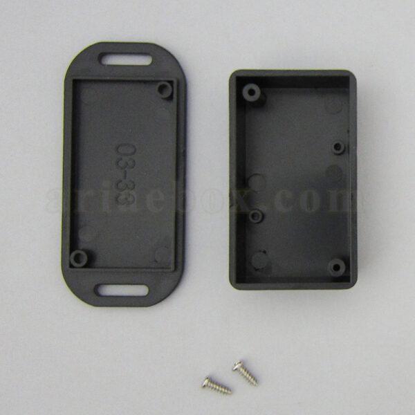 نمای داخلی جعبه دیواری اتصالات GPS تغذیه ABM124-A2