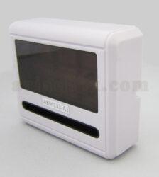 نمای سه بعدی جعبه دیواری دستگاه کنترل آب ABM133-A1