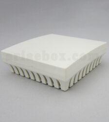 نمای سه بعدی جعبه دیواری سنسور دما و رطوبت ABM126-A1