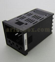 نمای سه بعدی جعبه الکترونیکی کنترلر دما پنلی مدل 4864