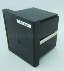 جعبه الکترونیک صنعتی دیجیتال پنل مدل 9672 Black