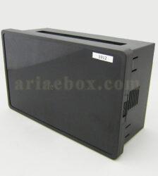 نمای سه بعدی جعبه تجهیزات الکترونیکی پنلی 1912