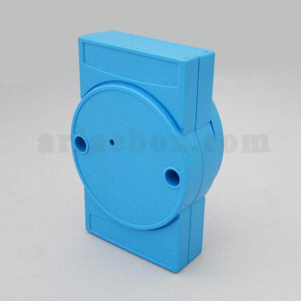نمای سه بعدی باکس گرد رله ریلی ماژولار ABR117-B