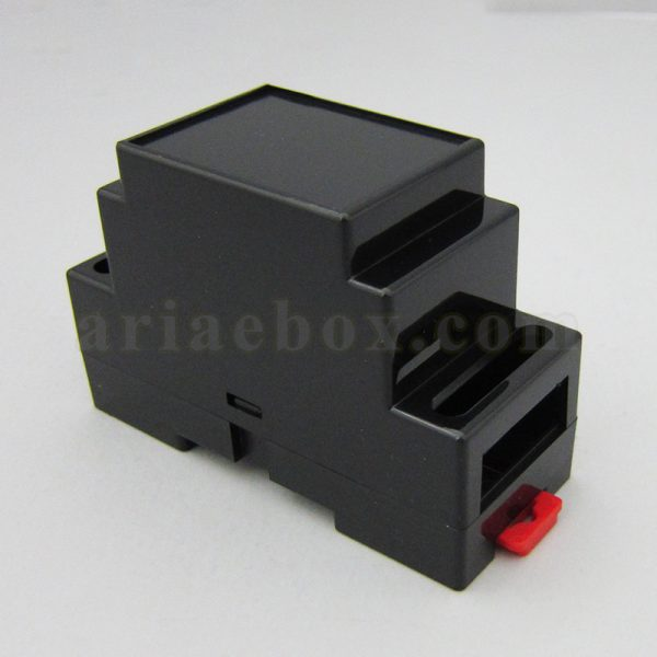 نمای سه بعدی باکس تجهیزات ریلی ماژولار کوچک ABR108-A20