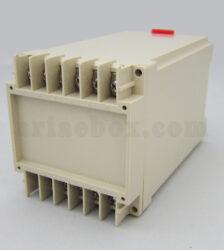 نمای سه بعدی باکس الکترونیکی 10 کاناله ریلی 23-1