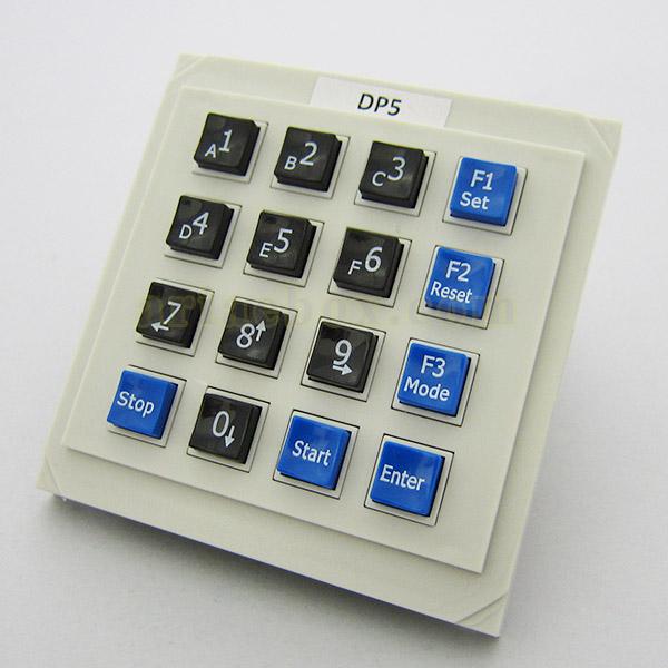 کیپد پلاستیکی 4×4 مربعی مدل DP5