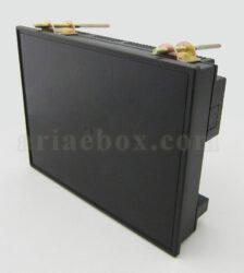 جعبه پلاستیکی نمایشگر 7 اینچ مدل 47-27 Black
