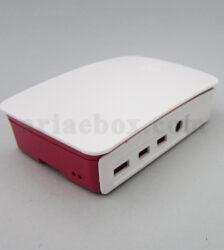 باکس رسپبری پای 4 ساده مدل Rasp4-A1