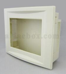 جعبه الکترونیکی نمایشگر 8.1 اینچ مدل 51-27 white