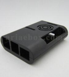 باکس رسپبری پای 4 فن دار مدل Rasp4-A2
