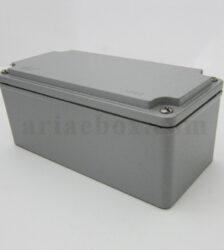 جعبه ضدآب فلزی آلومینیوم دایکست مدل AW609-A1