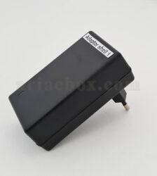 باکس آداپتور دوشاخه الکترونیکی مدل Adaptor Shell با ابعاد 30×48×86